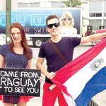 A la cantante Taylor Swift le gustaría venir a Paraguay http://t.co/pJZlHIoisS http://t.co/Q7f5Dtvkfz