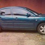 #AsaltoSV Auto robado cerca del Estadio Cuscatlán. Modelo Mazda 3 año 2008, P 586-190. ¡Dar RT! http://t.co/xmjM8WIlVw