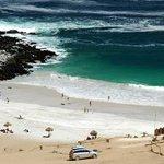 Bacterias fecales en la arena y en el mar: La nueva prohibición para bañarse en playas http://t.co/KMinGqfApv http://t.co/hTx5LWSgqK