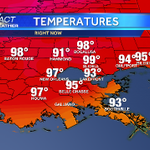 Temp dropped in Hammond thanks to outflow boundary moving through #nola @wdsu http://t.co/aDbG1RdTNR