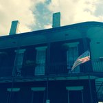 A delightful view on this Wednesday! MT @FQGH_Nola: Summer skies over the historic #InnonStPeter #Nola #NewOrleans http://t.co/yRdpD9bCH1