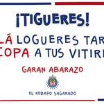 Sabemos lo que significa representar a México en una final.  ¡Les deseamos éxito esta noche, @TigresOficial! http://t.co/5RxoaReMUk