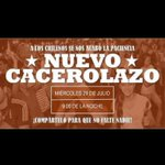 Hoy nuevo #cacerolazo contra la delincuencia... http://t.co/f325LfYx7y