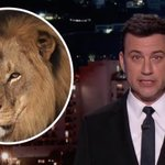 Jimmy Kimmel gets choked up over the death of Cecil the Lion, slams dentist who killed him http://t.co/FrmDgAbGYT http://t.co/CiLrpmLBvv