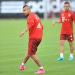 Arturo Vidal tuvo su primer entrenamiento en Bayern Munich http://t.co/uWgSrjUtTy http://t.co/3hlOlLNOPm