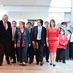 Ministra @ximerincon junto a Presidenta Bachelet participaron en el XV Encuentro Anual de Empresarios, Enamype 2015 http://t.co/u1EsZtz5UB