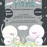 Fiesta Oficial #NeutralCL AyeAye + DJ sets @piasotomayor, @_valesuchi_ y @Celadoresrecs 1 de agosto @CineArteAlameda http://t.co/CpSPYOwNSN