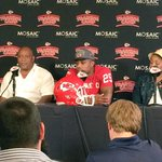 "Eric Berry: ""Im excited to be here. Im excited to be back on the field."" http://t.co/XU7a8sR1R1"