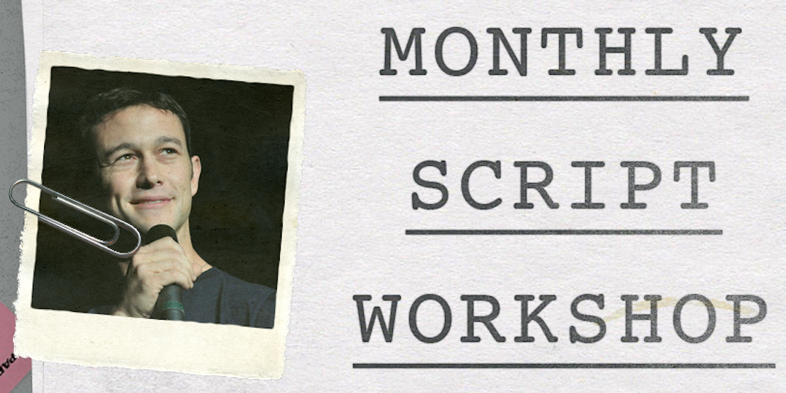 RT @hitRECord  ATTN WRITERS: The #MonthlyScriptWorkshop 2nd draft deadline is today -- http://t.co/dp1X7ivQI6 http://t.co/8EN99FfRXw