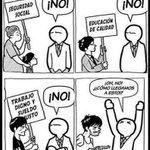 La delincuencia es culpa de la desigualdad http://t.co/6uMQ1KL0cp #cacerolazo http://t.co/2W2RU7mo15