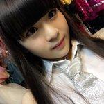 thankyou for todaaay!! 💕 tadi di lagu idol nante yobanaide (tolong jangan panggil diriku idol) rambutku kaya gini😚😋 http://t.co/TO2DMHfMRU