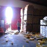 ¡ATENCION! Asi quedo el PDVAL de Monagas, luego del saqueo por parte de la poblacion del sector. http://t.co/N2K3EW18KX