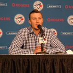Tulo is introduced at @Rogers_Centre http://t.co/Yw7VsPNrM8