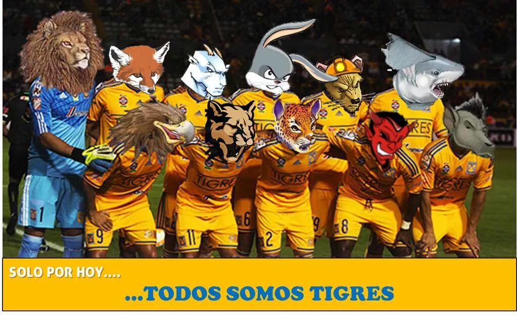 ¡@TigresOficial mucho éxito! #TodoMexicoEsTigre http://t.co/ZdDqUizNKV
