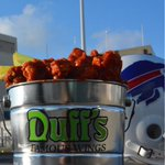 Duffs Wings + Bills = The best way to enjoy #NationalChickenWingDay Theres nothing more Buffalo than that. http://t.co/8bdJNriSZv