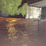 Current Situation at Sabarmati Riverfront in #Ahmedabad ! #AhmedabadRain http://t.co/FmHWz6E9m7