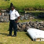 NEW: Pic of plane part found appears to be from Boeing 777, type of aircraft as MH370 http://t.co/Hu5kcDjDxR http://t.co/9lS2f3Uwhy @ABC