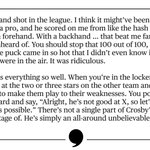 .@JonathanQuick32 on what makes @penguins center Sidney Crosby so dangerous: http://t.co/cWVDyMiJtN http://t.co/dG9wZ1Bouc