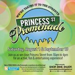 FREE IN THE CITY Tomorrow is @downtownktown Princess Street Promenade Get there for FREE on Kingston Transit! #ygk http://t.co/lMFW97HXAH