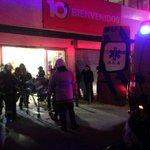 ACTUALIZADO | Delincuentes queman vivo a cajero de Servipag por resistir asalto en Hualpén http://t.co/hztnaM2p0V http://t.co/cF7zXC5Yki