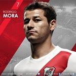 Los delanteros serán Mora y Alario. #11ContraTodos http://t.co/HESAhdtEXY