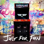 @Timeflies new album coming 9/18!! preorder on iTunes this Friday #JUSTFORFUN http://t.co/wRMMIKY456 💙💚💛💜 @whatupcal @robresnick