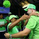 Mocarí ha recibido la mano amiga del cambio. Queremos seguir soñando en grande con la comuna 9 #MonteríaAdelante http://t.co/QY4hUWiPt7