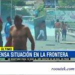 #29JL SE MANTIENE SITUACION CRITICA EN FRONTERA, SAN ANTONIO HACIA CUCUTA (@paramedicowar) http://t.co/r9LKBCrdIB