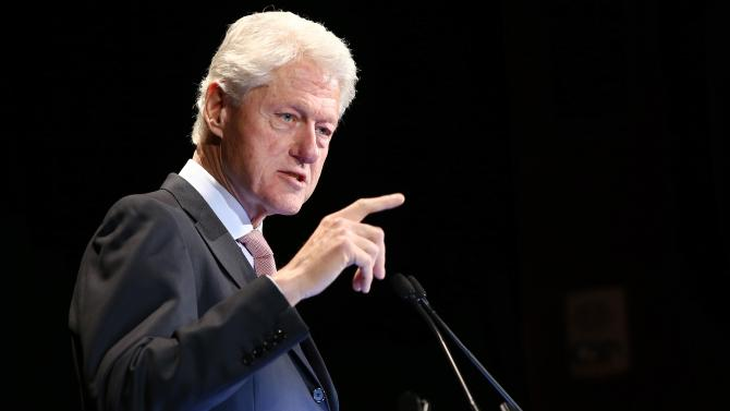 Bill Clinton will be a guest on Neil DeGrasse Tyson's
