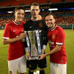 Dont forget, well retain the ICC trophy if we beat PSG. Lets finish Tour 2015 with a bang! #MUtour http://t.co/FwWZP95LTD