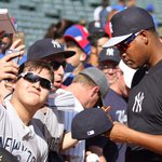 #Yankees selfies make for the best selfies. #PinstripePride http://t.co/oDkhIDS3tB