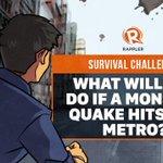 Try the monster earthquake survival challenge! http://t.co/qnhxGl1Mit #MMShakeDrill http://t.co/wP0bHZSz2H