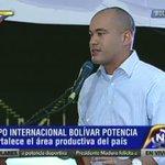 #Ahora | Min. HectoRodriguez encabeza inauguración de Expo Internacional Bolívar Potencia http://t.co/hsi30gzYRc