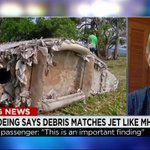 """Husband of #MH370 passenger on debris found in the Indian Ocean: """"All that it raises is prospects."""" @CNN http://t.co/cFAcSxiliI"""