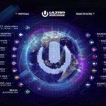 Ultra Music Festival dominando poco a poco el mundo... http://t.co/nXQjdtG6N9
