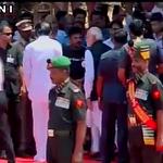 PM Modi meets family members of Dr. APJ Abdul Kalam at the former presidents last rites ceremony http://t.co/d0ZaKea5b8