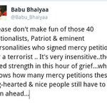 A Sincere Request to my fellow..err..Trolls... #YakubHanged http://t.co/W0WDPJzoZ4