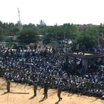 People line up by the thousands in Rameswaram, to pay their last respects to Dr APJ Abdul Kalam #KalamKoINCKaSalam http://t.co/LoFwuxhKf9