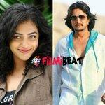 Nithya Menon To Romance Kichcha Sudeep In #Kotigobba2?  http://t.co/foBiRvsRud
