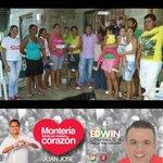 Montería Tiene Un Nuevo Corazón Con @JuanJose_GJ   + @EdwinBesaile  + Robinson L12Concejo + Mujeres Cabeza De Hogar. http://t.co/1uFCYmkYDZ