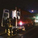 Imágenes atropello #Ruta160 vía @CEBB_791 @infobiobio @CEBB23 @valdebenito100 http://t.co/YEVSGJ4gjG