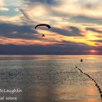 Sunset at Evangola State Park while paragliding. Thanks for sharing the awesome photo, Glenn! http://t.co/FrRbSwnLER