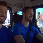 What you didnt see: @g_montani & @jessemontani catch a lucky taxi break: http://t.co/q64ACKBtOG #AmazingRaceCanada http://t.co/CeV1qa0lW6