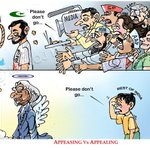 So True!!! Appeasing Vs Appealing #YakubToHang Supreme Court #IndiaKaInsaf #Memon @IndiaBTL @SanghParivarOrg http://t.co/STwjiL3ZTP