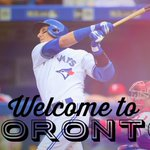 Troy Tulowitzki goes 3-5 with a HR & 3 RBI in his debut in Toronto. Blue Jays beat Phillies, 8-2. http://t.co/lMdbbXfSue