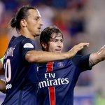 MT : 2-0 pour un #PSG très efficace (Matuidi, Ibra). ManU est dangereux mais Paris a su se montrer réaliste. #MUPSG http://t.co/NmdQIdGYVa