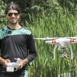 Drones help biologists in Cootes Paradise wetlands research #HamOnt http://t.co/rkY4imN4s4 http://t.co/ukwTRwkvLV