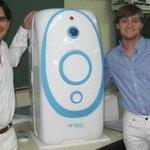 Argentinos criam máquina de lavar roupa que funciona sem água. http://t.co/S3plPZn332 http://t.co/P1wEmBX26g