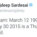 Shocking ???? Calendar-wale baba @sardesairajdeeps calendar has a date before 2002 http://t.co/b0ZFa29hz8