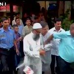Visuals of Yakub Memons family members leaving their hotel. http://t.co/F4WQK3QAuc